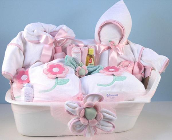 Baby shower gift ideas easyday baby shower gift ideas for girls negle Gallery