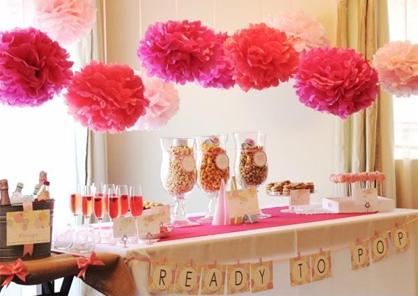 Baby shower decorations easyday - Decoration baby shower ...