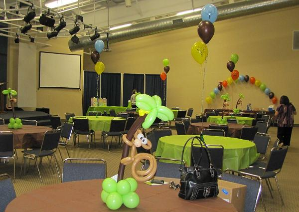 Monkey-Baby-shower-decorations