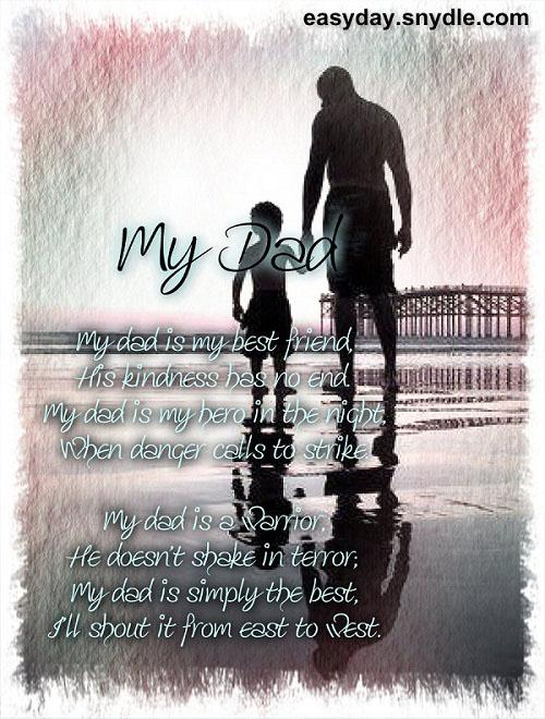 Fathers Day Poems - Easyday