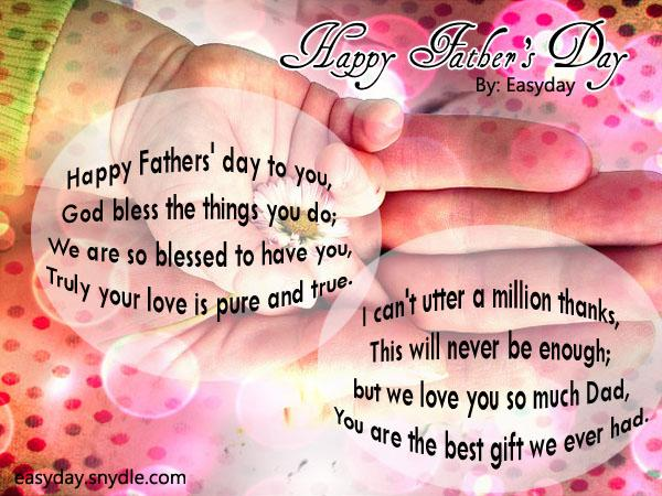 Fathers day messages wishes and fathers day quotes for 2017 easyday happy fathers day m4hsunfo