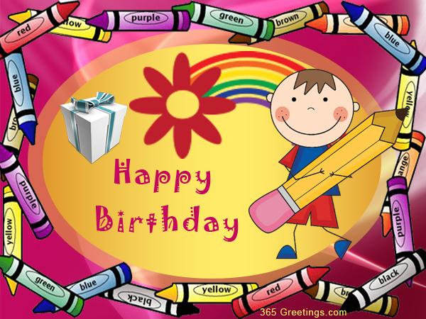 Birthday Cards Easyday – Birthday Cards for Kids