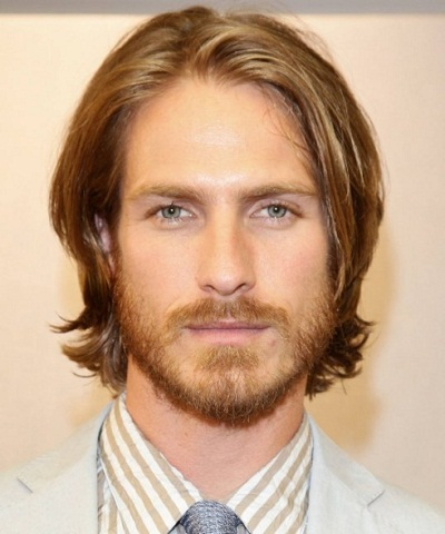 Long Hairstyles For Men 2