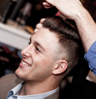 Astounding Latest Hairstyles For Men 2013 Easyday Short Hairstyles Gunalazisus