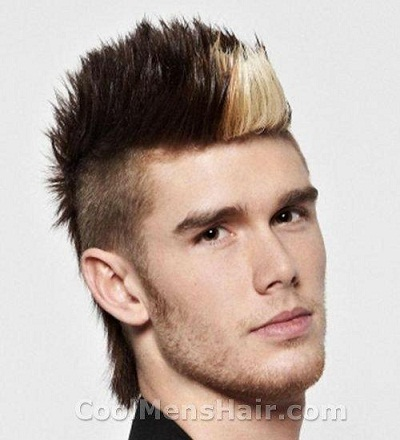 Great Mohawk Hairstyles For Men