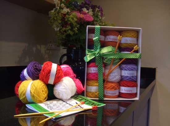 knitting-set