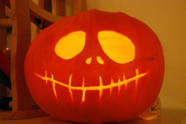 Pumpkin carving ideas and patterns for halloween 2016 for Simple pumpkin stencils