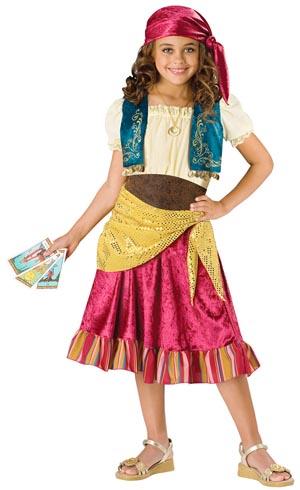 Girls-Gypsy-Costume
