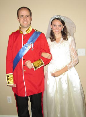 Princess-Kate-and-Prince-William-costume