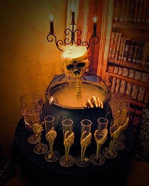 Skull-Fountain
