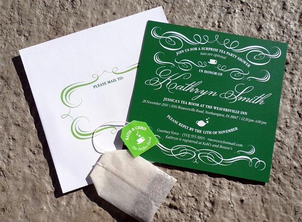 Tea-Party-Bridal-Shower-Invitations