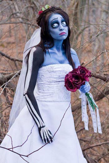 bride-halloween-makeup