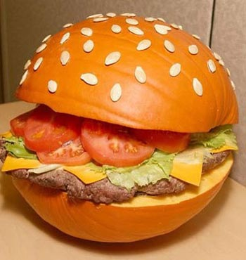 burger-pumpkin