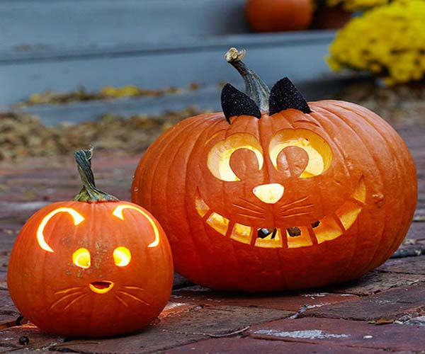 Cool Pumpkins Carving Ideas: Pumpkin Carving Ideas And Patterns For Halloween 2016