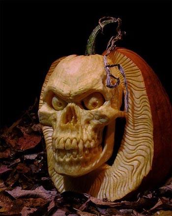 creepy-halloween-pumpkins