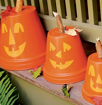 flowerpot-pumpkins-halloween-craft