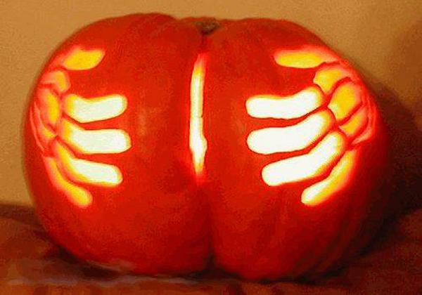 Awesome Funny Pumpkin Carving Ideas Part 14