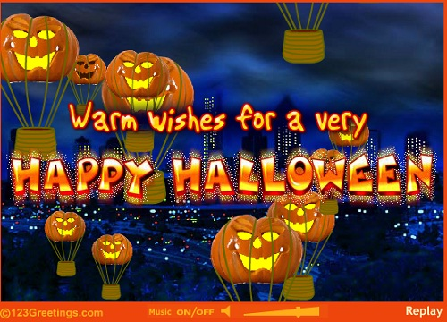 Happy halloween quotes wishes and halloween greetings for 2014 halloween cards 4 m4hsunfo