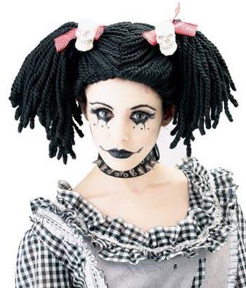 halloween-doll-makeup