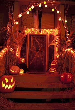 halloween-party-decor