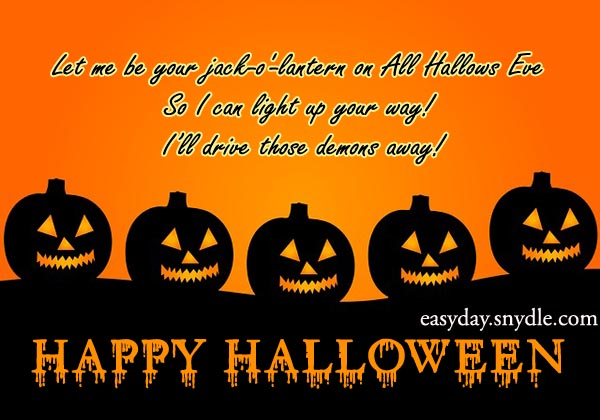Happy halloween quotes wishes and halloween greetings for 2014 happy halloween greetings bookmarktalkfo Images