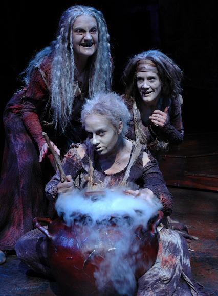 Macbeth Witches Easyday