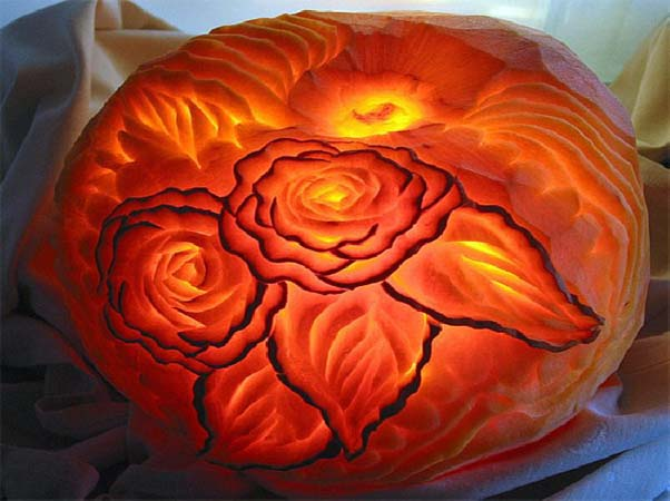 Pumpkin carving ideas and patterns for halloween