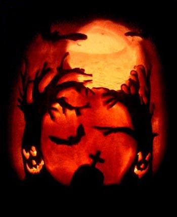 spooky-pumpkin-carving