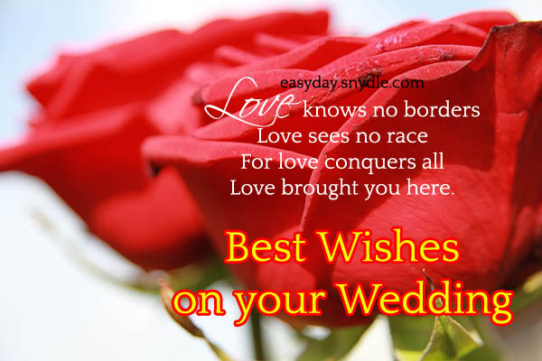 Top wedding wishes and messages easyday marriage wishes m4hsunfo