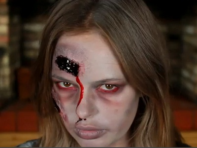 Best and Scary Halloween Makeup Ideas 2017 - Easyday