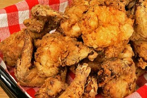 Crispy-Fried-Chicken