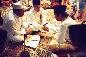 Nikah Ceremony