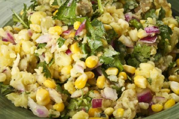 Potato-Salad-and-Sweet-corn