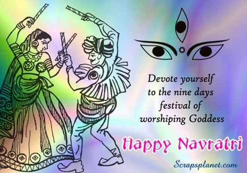 Navratri wishes messages and navratri sms quotes easyday navratri wishes 06 stopboris Images