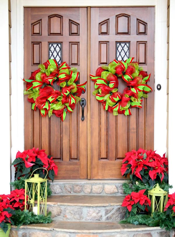 Christmas-door-decorations-ideas