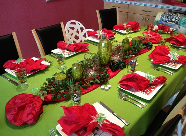 Christmas table decorations centerpiece easyday
