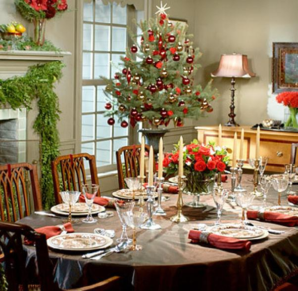Elegant Christmas Table Decorations for 2016 Easyday : christmas table setting ideas from easyday.snydle.com size 602 x 589 jpeg 72kB
