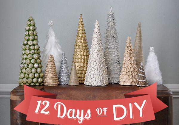 Diy christmas decorations easyday for Easy to make christmas decorations at home