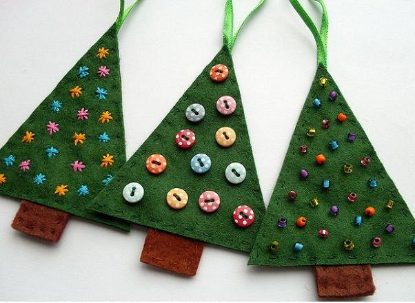 felt-christmas-decorations