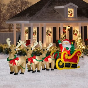 inflatable-christmas-decorations-outdoor