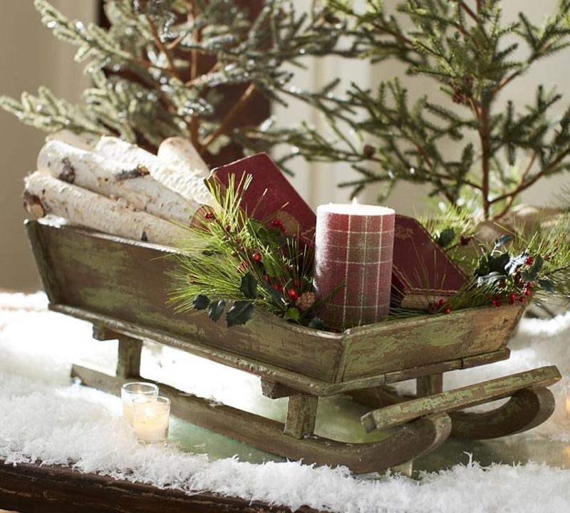 rustic-christmas-holiday-decorating-ideas