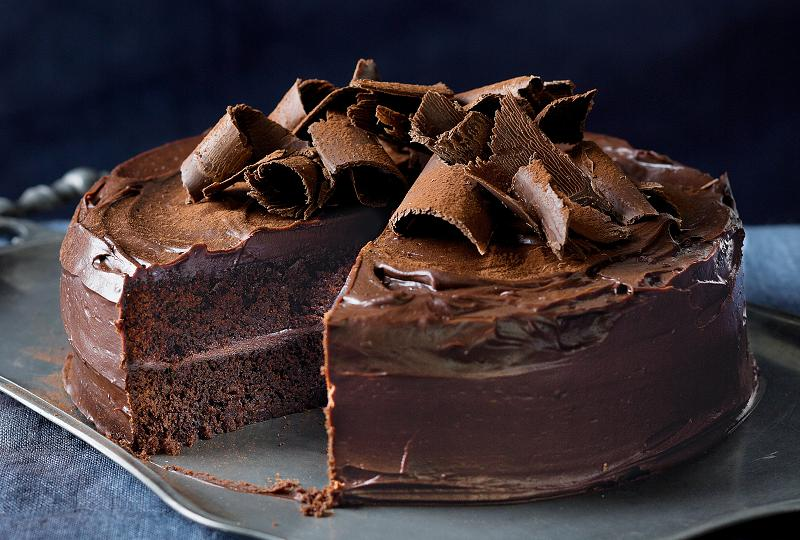Favourite-chocolate-cake
