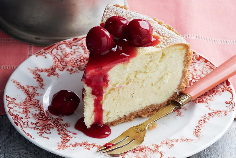 White-chocolate-cheesecake