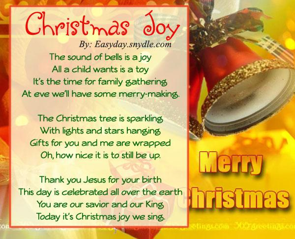 christmas-poems-images - Easyday