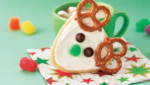 Cute easy christmas cookie recipes