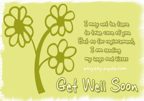 Get Well Soon Messages, Wishes And Get Well Quotes - Easyday