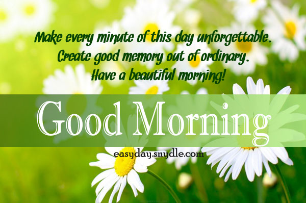 Good Morning French Greetings : Good morning messages sms and quotes easyday