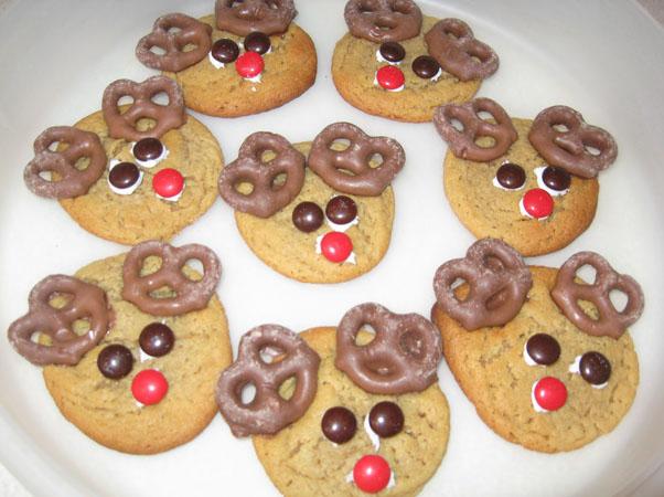 reindeer-christmas-cookie-recipes