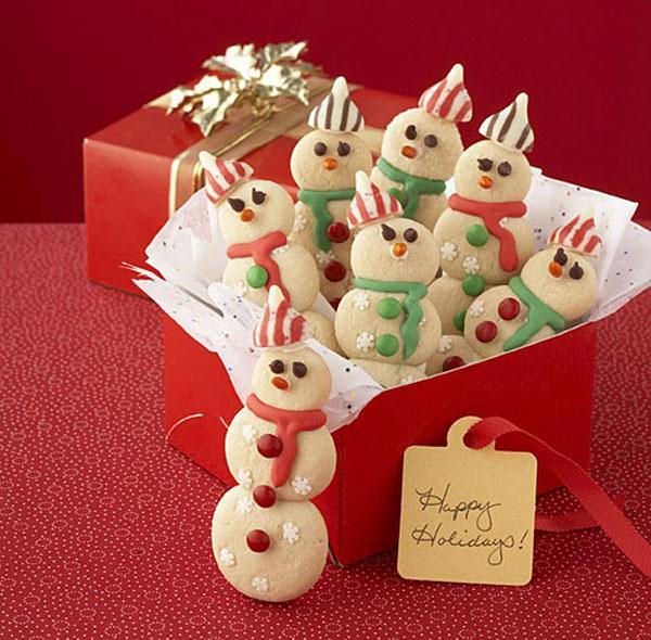 snowman-christmas-cookies