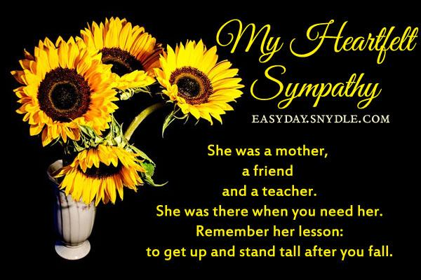 sympathy-messages-for-loss-of-mother